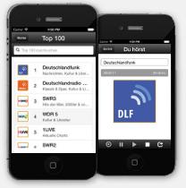 phonostar iOS-App