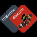 !!! 0nline-disco.de !!!-Logo