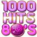 1000 Hits 80s-Logo