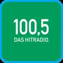 100,5 DAS HITRADIO.-Logo