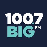 100.7 BIG FM KFBG-Logo