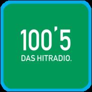 100'5 Das Hitradio-Logo