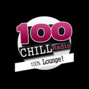 100 CHILL Radio-Logo