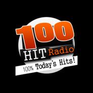 100 HIT Radio-Logo