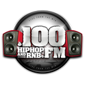 .100 Hip Hop and RNB FM-Logo