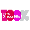 100% Dragon Hits-Logo