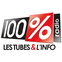 100% Radio-Logo