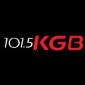 101.5 KGB-Logo