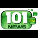 101 News FM-Logo