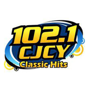 Classic Hits 102.1 CJCY-Logo