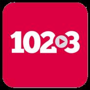 102.3 Nuestra Radio-Logo