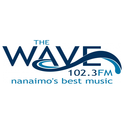 102.3 The Wave CKWV-FM-Logo