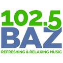 102.5 BAZ WBAZ-Logo