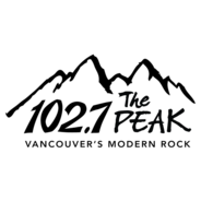 102.7 The Peak CKPK-FM-Logo