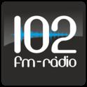 102 FM Rádio-Logo