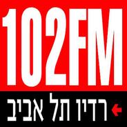 102fm Radio Tel-Aviv-Logo