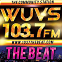 103.7 The Beat WUVS-Logo