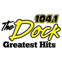 104.1 The Dock CICZ-FM-Logo
