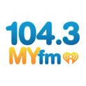 104.3 MYFM-Logo