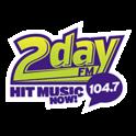 104.7 2day FM CFRI-FM-Logo
