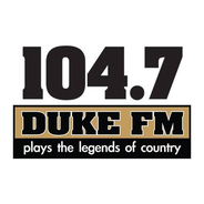 104.7 Duke FM-Logo