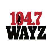 104.7 WAYZ-Logo