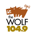 104.9 The Wolf-Logo
