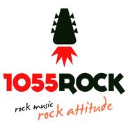 1055 Rock-Logo