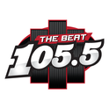 105.5 The Beat-Logo