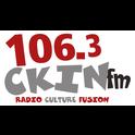 106.3 CKIN-Logo