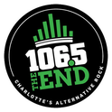 106.5 The End-Logo