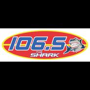 106.5 The Shark KYRK-Logo