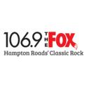 106.9 The Fox WAFX-Logo
