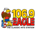106.9 The Eagle-Logo