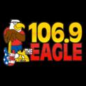 106.9 The Eagle-Logo