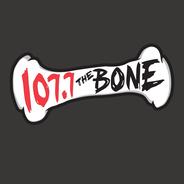 107.7 The Bone-Logo
