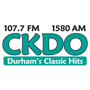 107.7 FM CKDO-Logo