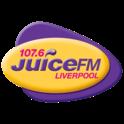 Juice FM 107.6-Logo