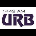 1449 AM URB-Logo