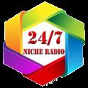 24-7 Niche Radio-Logo