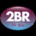 99.8 FM 2br-Logo