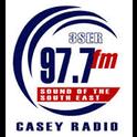3SER Casey Radio 97.7-Logo