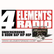 4 Elements Radio-Logo