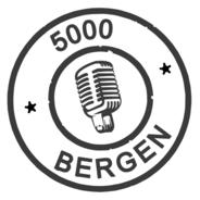 5000 Bergen-Logo