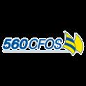 560 CFOS-Logo