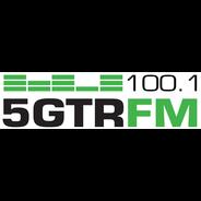 5GTR FM 100.1-Logo