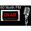 60 NORTH FM-Logo