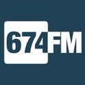 674FM-Logo