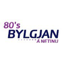 80's Bylgjan-Logo