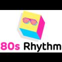80s Rhythm-Logo